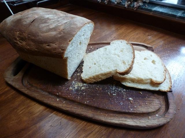 Spelt bread - yum