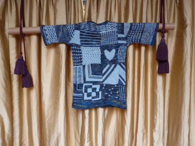 Fable tunic back