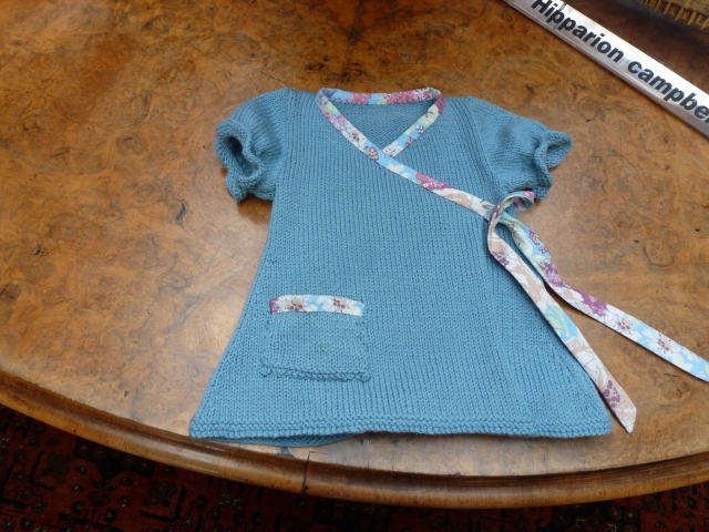 Baby dress, yet to be named