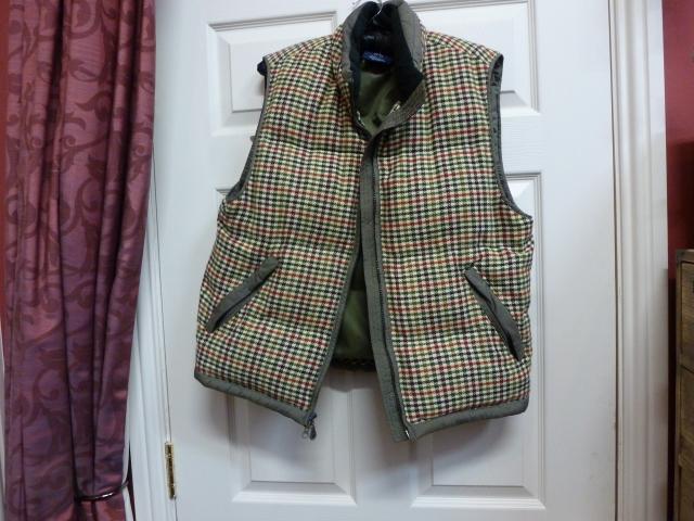 rejuvenated waist coat