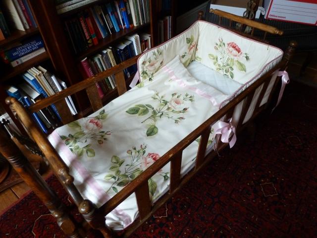 Eva's crib